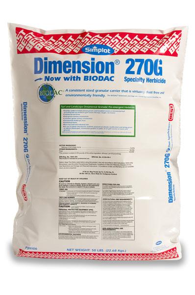 SIMPLOT Dimension 270G 50 lbs.