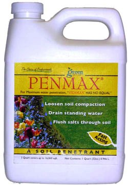 PENMAX Green As It Gets Soil Penetrant - Quart Size=
